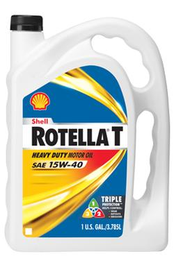Gilco Lubricants Shell Rotella T 15W40